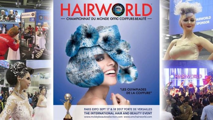 Get Ready for the Global Hair Olympics in Paris – OMC Hairworld 2017