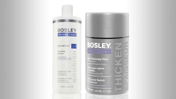 Take Action for August Hair Loss Awareness Month with Bosley Professional Strength