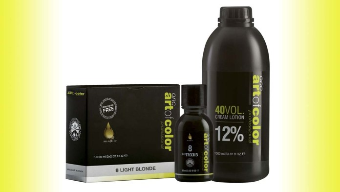 Hair Care and Hair Color in One Product – from ONC artofcolor Professional