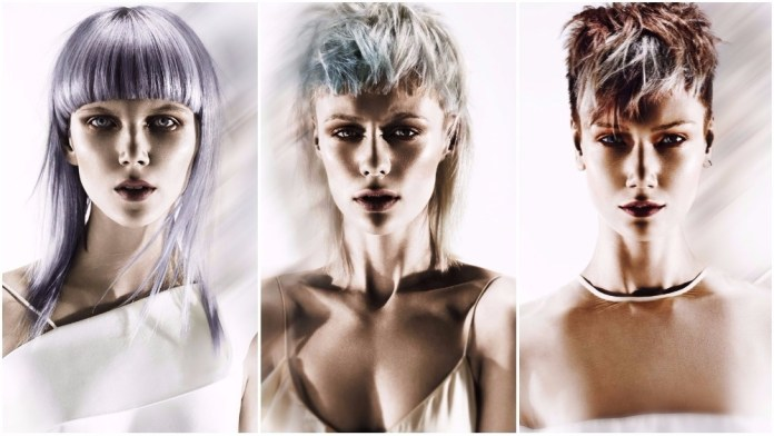 Raw Metallics by Contemporary Salons