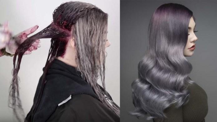 Video Alert! Mystic Metallic Melt Hair Color How-To