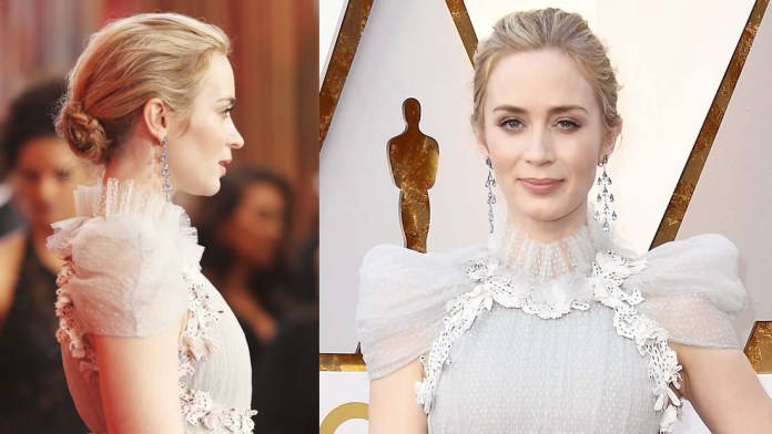 Get the Look: Emily Blunt's Dreamy 'Do by Laini Reeves
