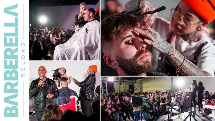 All Femme: Barbering Female Stars take the Stage @ The Barberella Reload!