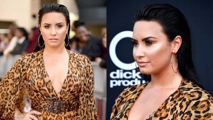 How To: Demi Lovato's Tousled Slick Back Look by Cesar Ramirez using BioSilk