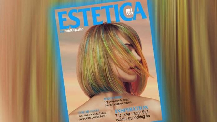 Color Wanderlust! Get your Free Digital Copy of Estetica's Color Issue!
