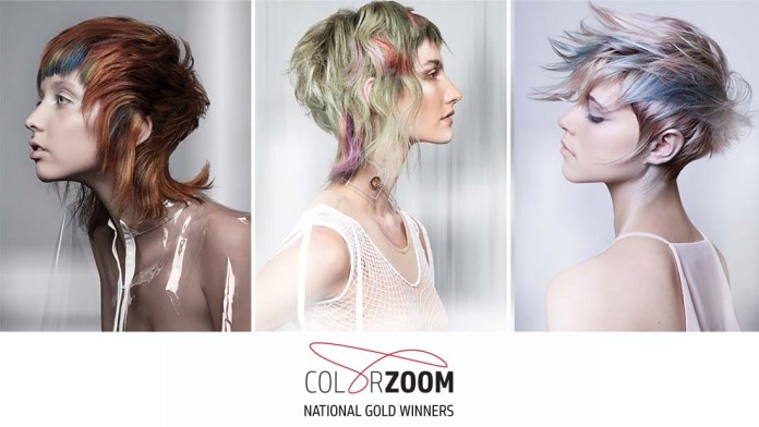Breaking News! Goldwell Hair Color Experts announce the 2018 Color Zoom Challenge U.S. Finalists