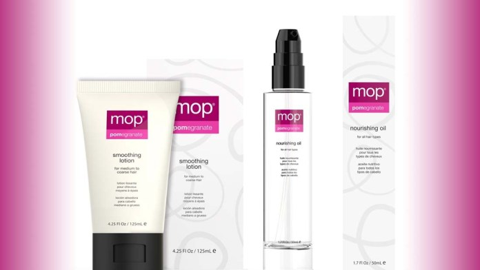 Smooth Operators: MOP's New POMegranate Styling Solutions