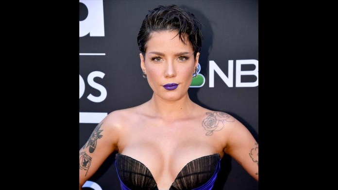 Get the Look! Halsey's Edgy, Effortless Pixie Style by Florido
