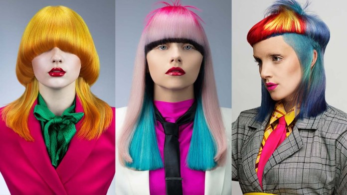 Goldwell announces the 2019 Color Zoom Challenge U.S. Semi-Finalists