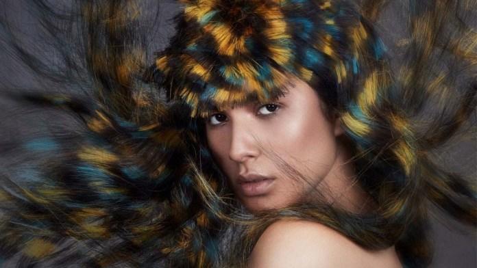 Hair Art by David Murray