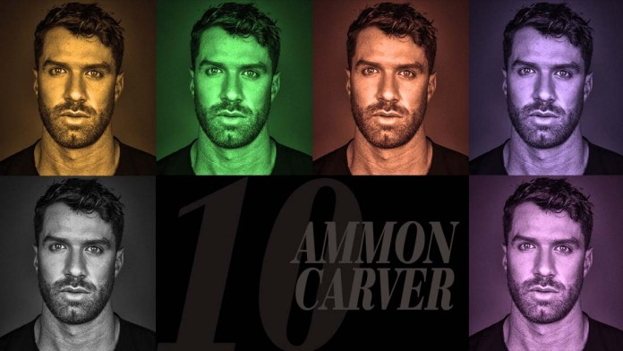 Top Ten Things You Didn't Know About… Ammon Carver