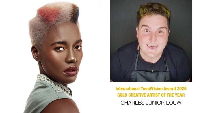 ITVA Interview: Gold Creative Artist of the Year 2020, Charles Junior Louw