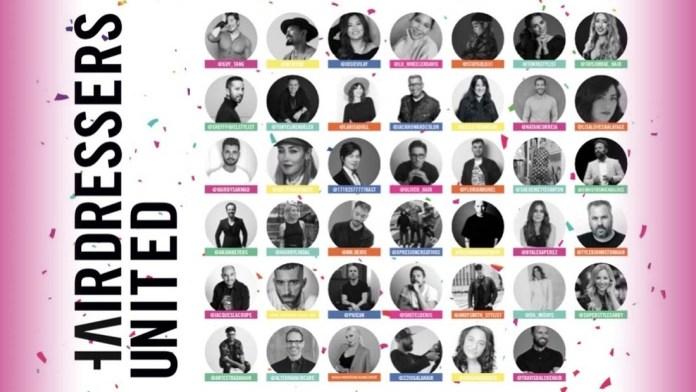 #HairdressersUnited Digital Charity Hair Festival is a Guinness World Records Winner!