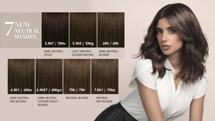 A Perfect Blend, Made Easy: Pravana launches ChromaSilk Blended Neutrals