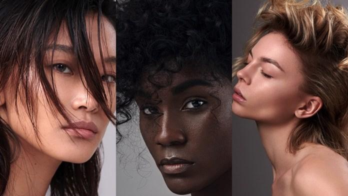 Naked Kollektion – Haare und Make-up in absoluter Harmonie