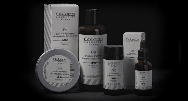 Salerm Cosmetics Homme, cosmética masculina para un cuidado integral
