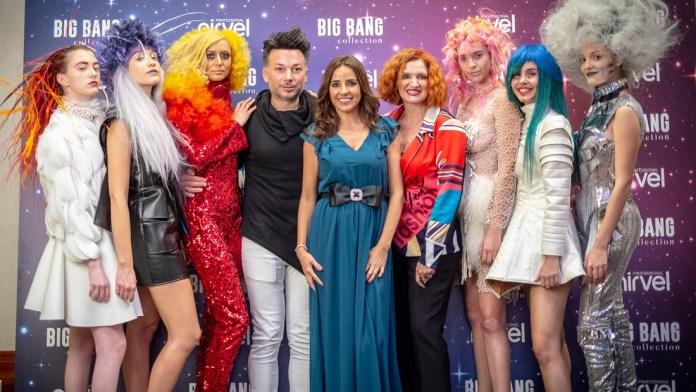 Nirvel Professional presenta su colección Big Bang con un espectacular show