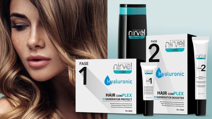 Hair Complex Regenerator, el nuevo programa de regeneración capilar de Nirvel Professional