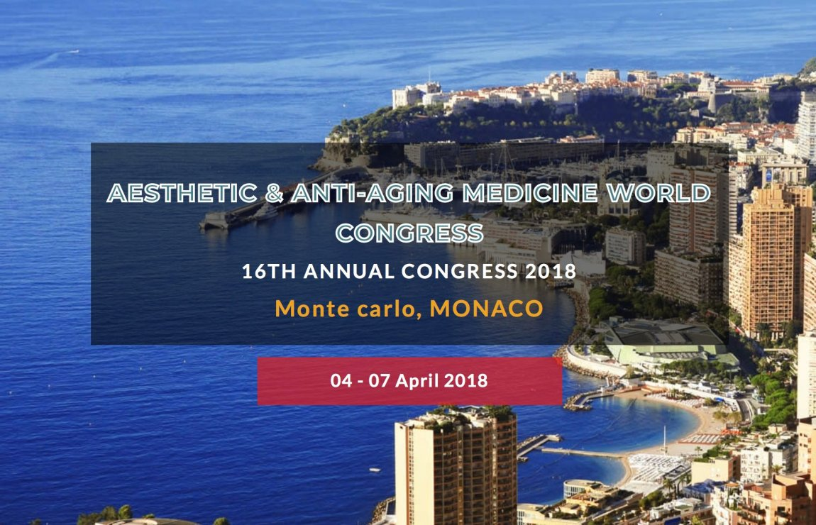 Aesthetic And Antiaging Medicine World Congress 2018   1