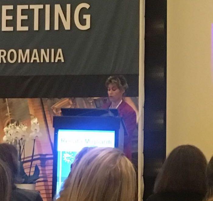 Worldwide Association of Female Professionals Award - Dr. Renata Migliardi 1