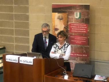 congressi 2019 dr renata migliardi la chirurgia delle vie lacrimali