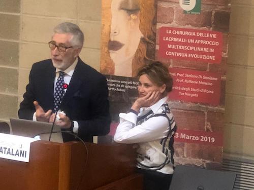 congressi renata migliardi 2019 roma la chirurgia delle vie lacrimali
