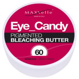 Unt Decolorant Pigmentat – Maxxelle Eye Candy Pigmented Bleaching Butter, nuanta 60 Black Cherry, 100g