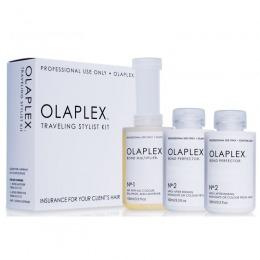 Kit Tratamente Par Vospit – OLAPLEX Traveling Stylist Kit 15 Aplicari