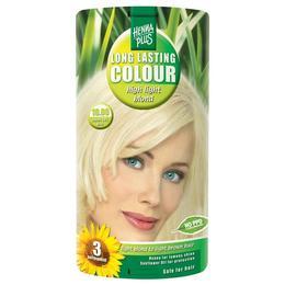 Vopsea par, Long Lasting Colour, 10.00 High Light Blond, Hennaplus