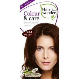 Vopsea par naturala, Colour & Care, 3.44 Dark Cooper Brown, Hairwonder