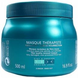 Masca Reinnoire Fibra - Kerastase Resistance Masque Therapiste 3 - 4 500 ml