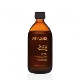 Ulei Antistres pentru Masaj Corporal – Anubis Spa Therapy Natur Oil 500 ml