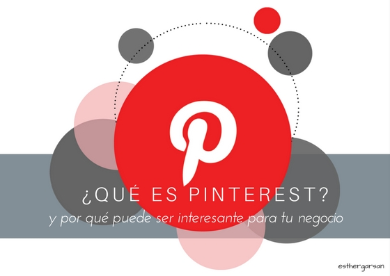 pinterest para tu negocio y marca personal redes sociales esthergarsan