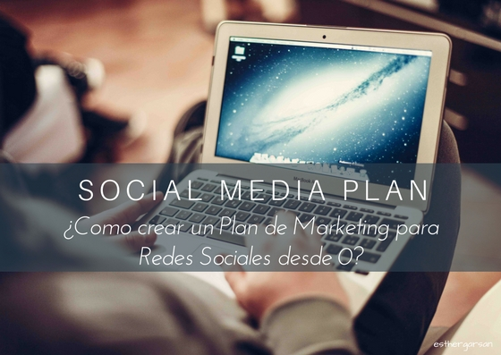crear plan de marketing y redes sociales desde 0 esthergarsan