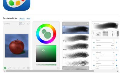 Brushes Redux App for Children Education Industry