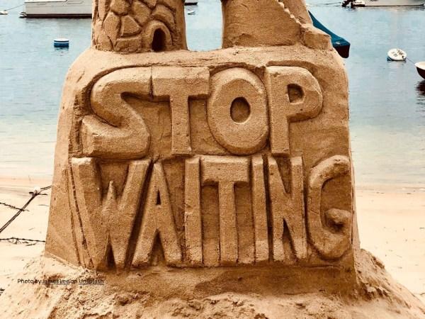 Esther Goh Tok Mui - Stop waiting