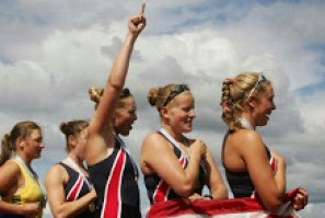2007 under-23 world rowing championships Strathclyde Scotland USA Esther Lofgren Gevvie Stone