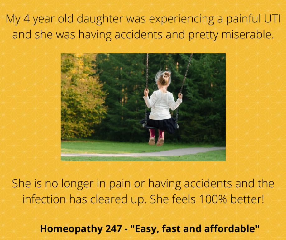 UTI Homeopathy