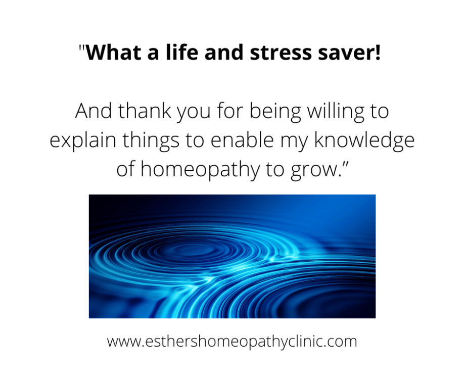 Learning Homeopathy