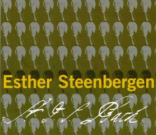 cd bach esther steenbergen