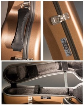 visesnut guitar case