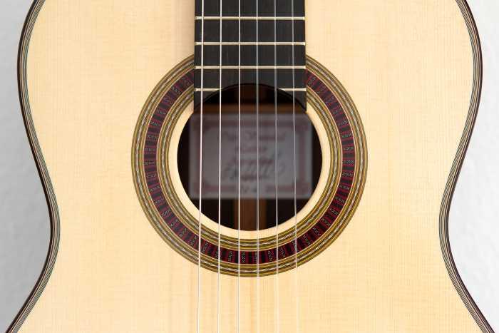 otto vowinkel concert guitar
