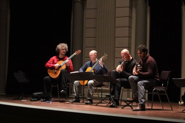european guitar quartet