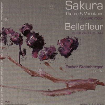 sakura cd esther steenbergen - small
