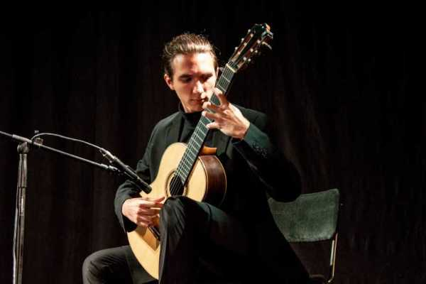 Emiel Hadziefendic Guitar