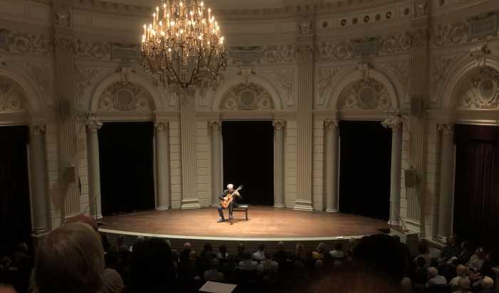 Roberto Aussel Concertgebouw