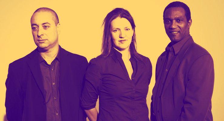 Esther Steenbergen Trio Foto: Friso Keuris