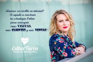 Agencia de Marketing Online y Social Media Esther Turón