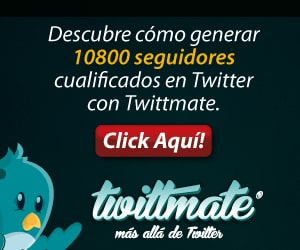 Consigue miles de seguidores en Twitter con Twittmate