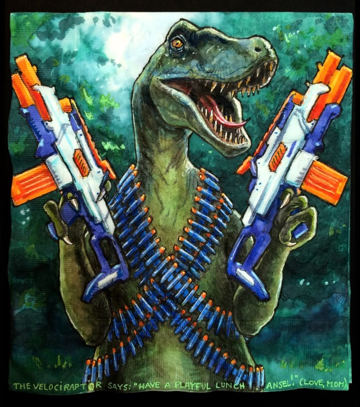 RaptorNerf
